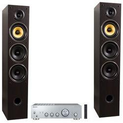 Zestaw stereo PIONEER A40AES + TAGA TAV-506F Wenge