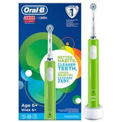BRAUN Oral-B D16 JUNIOR - szczoteczka elektryczna dla dzieci 6+