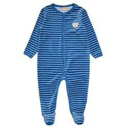 Steiff Collection 1/1 ARM BABY NEWBORN WINTER COLOR Śpioszki federal blue