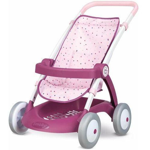 Wózki dla lalek, Smoby spacerówka wózek dla lalek baby nurse