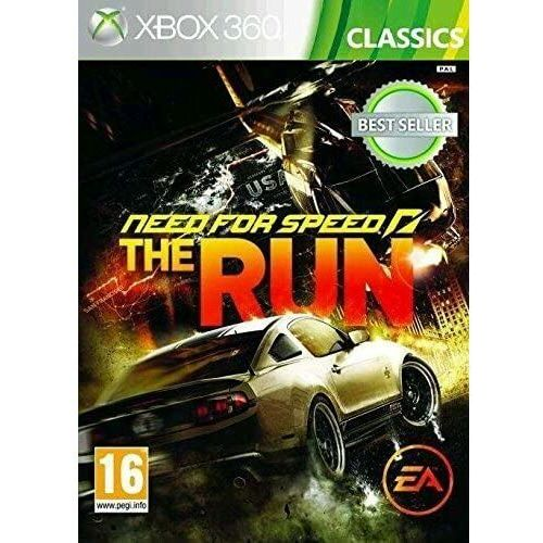 Gry Xbox 360, Need for Speed The Run (Xbox 360)