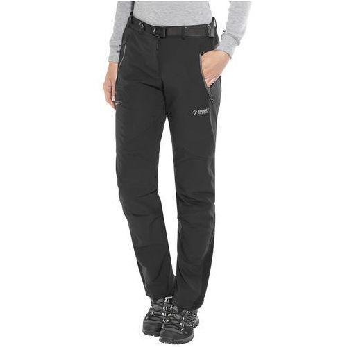 Spodenki damskie, Directalpine Badile 4.0 Spodnie Kobiety, black/black S 2020 Spodnie turystyczne