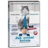 Pozostałe filmy, Jak zostać kotem ( booklet DVD) - Barry Sonnenfeld