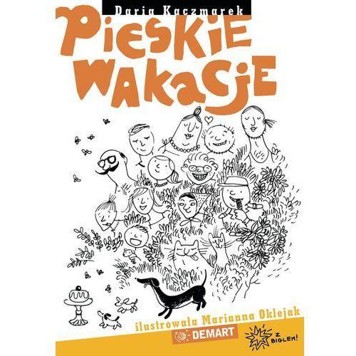 E-booki, Pieskie wakacje - Daria Karczmarek