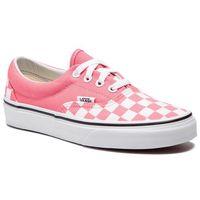 Damskie obuwie sportowe, Tenisówki VANS - Era VN0A38FRVOX1 (Checkerboard) Strawberry