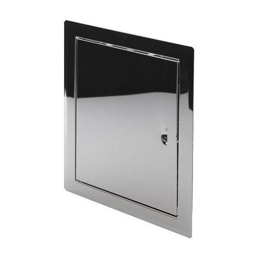 Akcesoria do płytek, Drzwiczki metalowe Awenta nierdzewne 20 x 25 cm