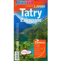 Mapy i atlasy turystyczne, Tatry Zakopane mapa turystyczna - DODATKOWO 10% RABATU i WYSYŁKA 24H!