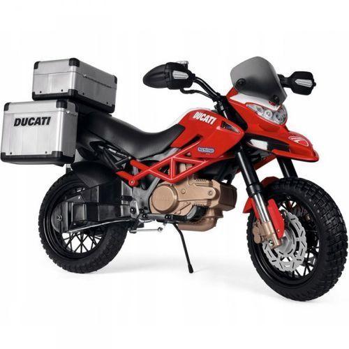 Akumulatory do motocykli, PegPerego Motor Ducati Enduro na akumulator 12V