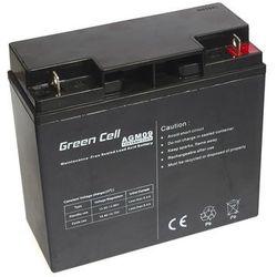 Akumulator AGM 12V 18Ah {181 × 77 × 167 mm } (GreenCell)
