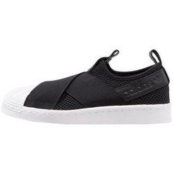 adidas Originals SUPERSTAR SLIP ON Półbuty wsuwane core black/footwear white
