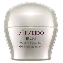Shiseido IBUKI Multi Solution Gel (W) żel do twarzy 30ml