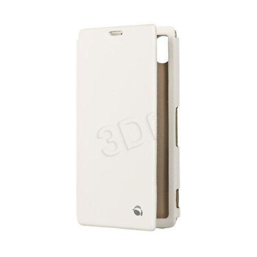 Etui i futerały do telefonów, Etui KRUSELL ColorCover Sony Xperia Z1 Biały