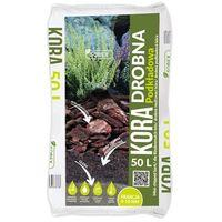 Pozostałe rośliny i hodowla, Kora drobna podkładowa Sobex 0 - 10 mm 50 l