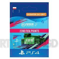 Kody i karty przedpłacone, FIFA 19 2200 Punktów [kod aktywacyjny]