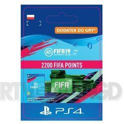 FIFA 19 2200 Punktów [kod aktywacyjny]