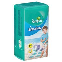 Pampers pieluchomajtki Splashers S5 10szt- natychmiastowa wysyłka, ponad 4000 punktów odbioru!