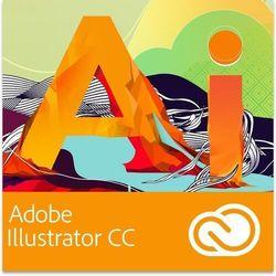 Adobe Illustrator CC WIN/MAC Wersja PL/F-VAT 23%