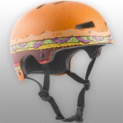 kask TSG - Evolution Graphic Design Burger (215) rozmiar: S/M