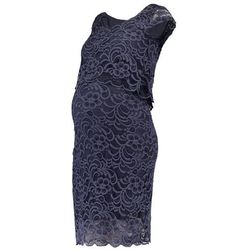 MAMALICIOUS MLMIVANE JUNE Sukienka letnia ombre blue