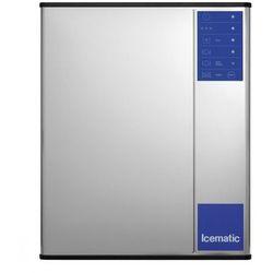 Łuskarka - wytwornica kostek lodu 210 kg/24 h, chłodzona powietrzem, 1,1 kW, 560x620x660 mm | ICEMATIC, M195ECOA