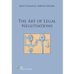 The art of legal negotiations (opr. twarda)