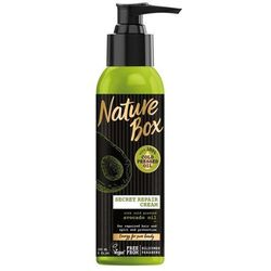 Nature Box Avocado Oil Krem do włosów regenerujący 150ml