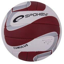 Piłka siatkowa SPOKEY 837383 Cumulus II Bordowy (rozmiar 5)