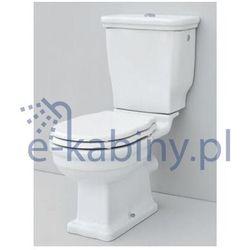 Art Ceram Hermitage zbiornik WC do kompaktu biały HEC00101;00