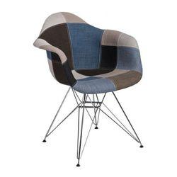 Fotel Bimmi 2X - patchwork