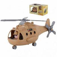 Helikoptery dla dzieci, Helikopter Wojskowy Alfa Safari Wader QT