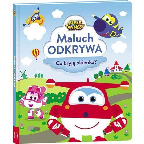 Książki dla dzieci, Super Wings Maluch odkrywa - Praca zbiorowa (opr. twarda)