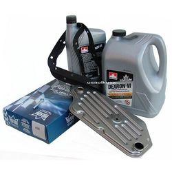 Filtr oraz olej Dextron-VI automatycznej skrzyni biegów A4LD Mercury Mountaineer 4x4 -2001