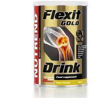 Suplementy do ochrony stawów, NUTREND Flexit Drink Gold - 400g - Orange