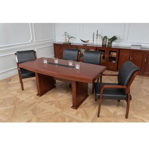 Biurka i stoliki, Stół konferencyjny GRAF 180 cm