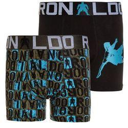 Cristiano Ronaldo CR7 BOY'S TRUNK 2 PACK Panty multicolor
