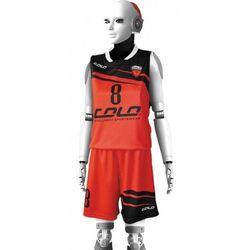 Strój do koszykówki Colo BURAN PRO SUBLI [NADRUKI GRATIS]