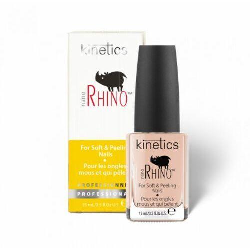 Preparaty do skórek, Kinetics NANO RHINO Odżywka wzmacniająca do miękkich i osłabionych paznokci