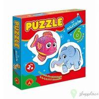 Pozostałe zabawki dla najmłodszych, Alexander Puzzle dla maluszków Rybka