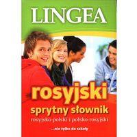 Książki do nauki języka, Lingea Sprytny Słownik Rosyjsko-Polsko-Rosyjski (opr. miękka)