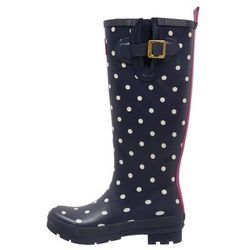 Tom Joule WELLY PRINT Kalosze navy