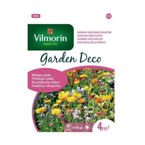 Nasiona, Mieszanka kwiatów na 4 m2 WABIĄCE PTAKI nasiona tradycyjne 8 g VILMORIN