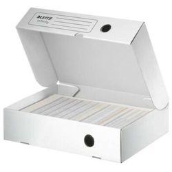Pudełko archiwizacyjne Leitz Infinity 80mm otwierane od szerszej strony 61000000