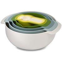 Pozostałe wyposażenie domu, Joseph Joseph - Nest 9 Plus Zestaw przyrządów kuchennych opalowy