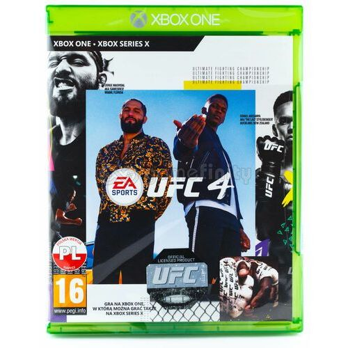 Gry na Xbox One, UFC (Xbox One)