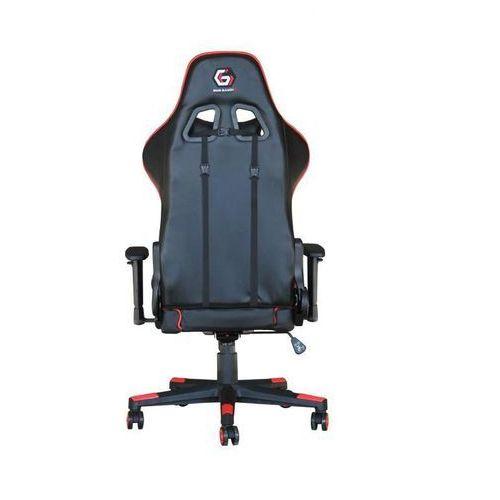 Fotele dla graczy, Fotel dla gracza Gembird Scorpion (czarno-czerwony)
