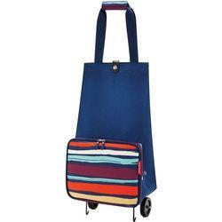 Wózek na zakupy Foldabletrolley Artist Stripes