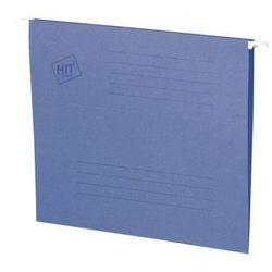 Teczki zawieszane A4, niebieske, 50 szt.