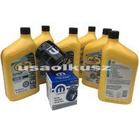 Oleje silnikowe, Olej Pennzoil 0W20 oraz oryginalny filtr Chrysler 200 2,4 2015-
