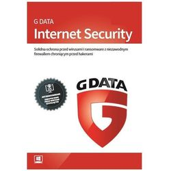 G Data Internet Security 2019 2PC/2Lata