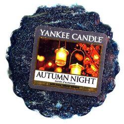 Wosk Zapachowy - Autumn Night - 22g - Yankee Candle